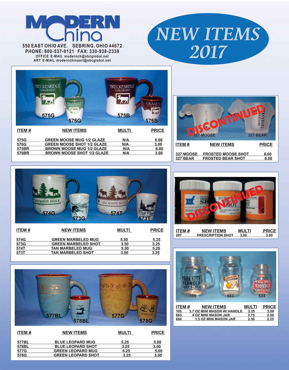 Modern China New Items for 2016-Page 2