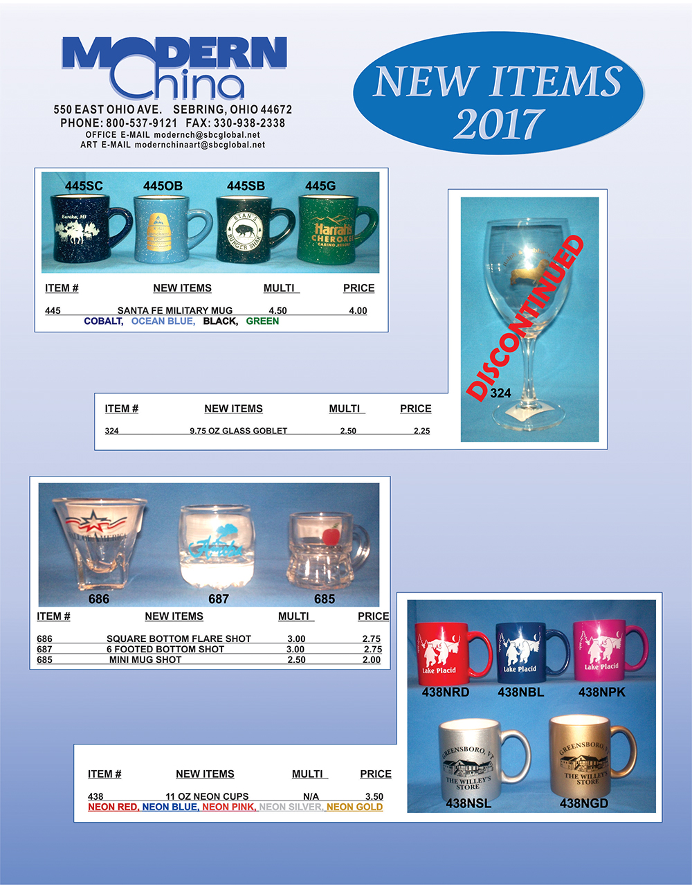 Modern China New Items for 2016-Page 3
